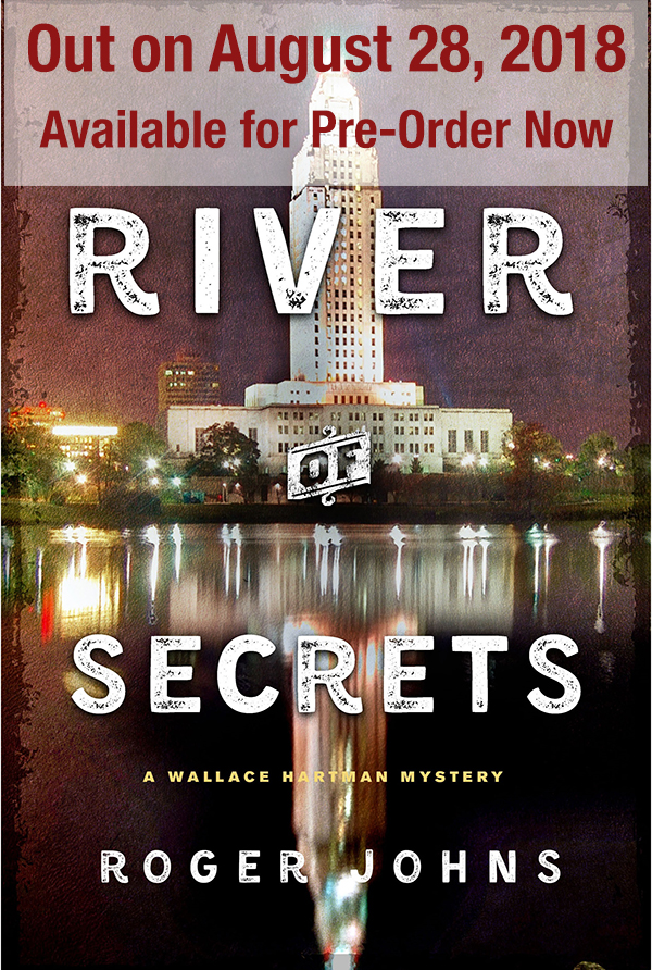 River of Secrets - Aug 2018 by Roger Johns